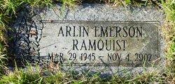 Arlin Emerson Ramquist