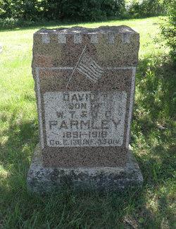 David T Parmley