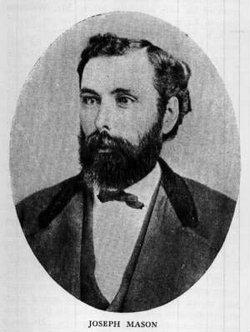 Joseph Mason - Father of Fort Collins - FindAGrave.com