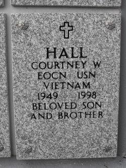 Courtney W Hall